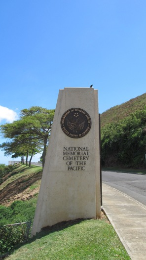 National Memorial Cemetery of the Pacfic