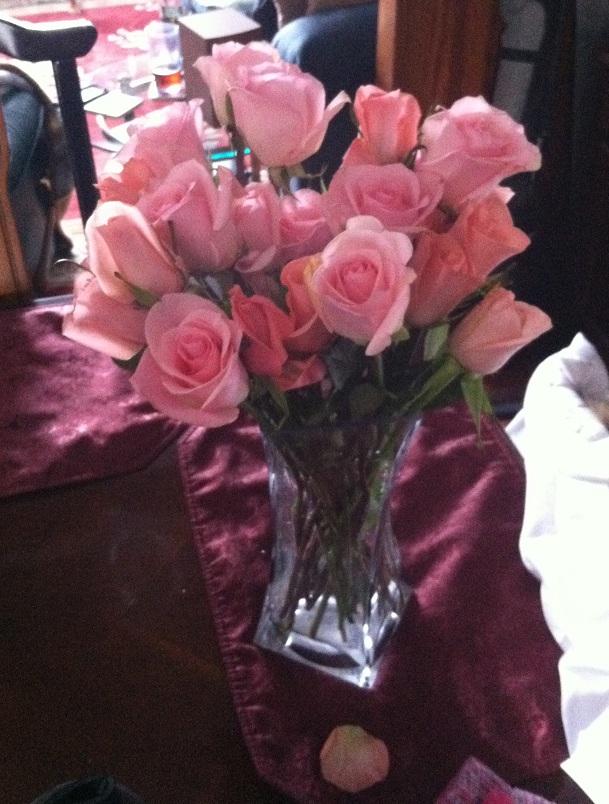 Tiffany Roses